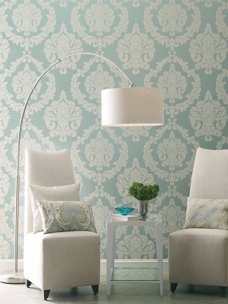 Candice Olson Inspired Elegance Aristocrat Wallpaper By York Wallcoverings At Gilt