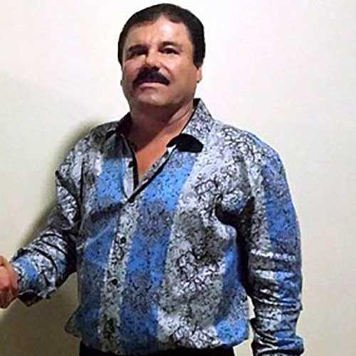 El Chapo Shirt (Red)