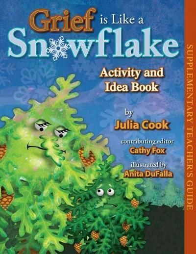 Use as a supplementary teacher's guide with the storybook, Grief is Like a Snowflake. Full of discussion questions and exercises to share with students. Worksheets and activities may be reproduced for