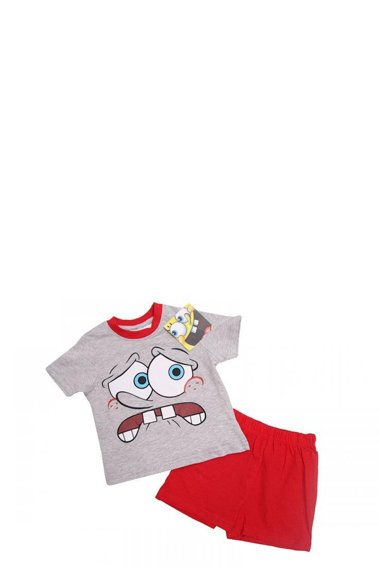 Cool Pyjama model 30207 Spongebob Check more at http://www.brandsforless.gr/shop/kids/pyjama-model-30207-spongebob/