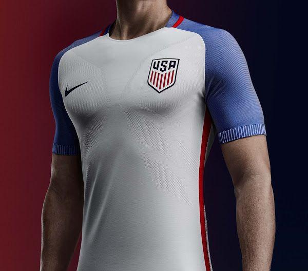 USA 2016 Copa America Home Kit Jersey /a