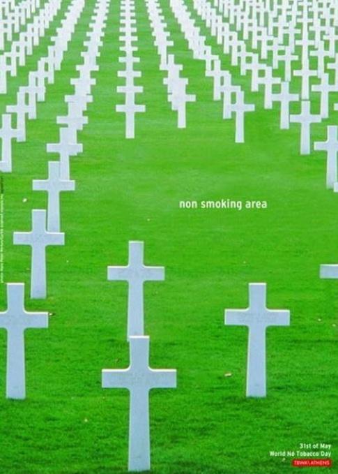 Marketing de Guerrilla Control el Tabaco