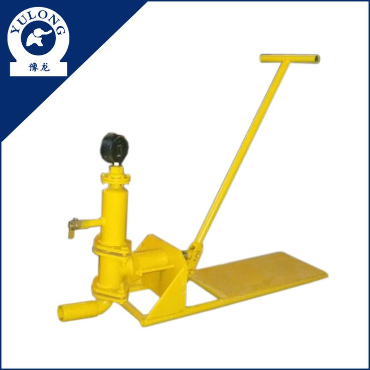 Hand operate Cement Grouting Injection Pump