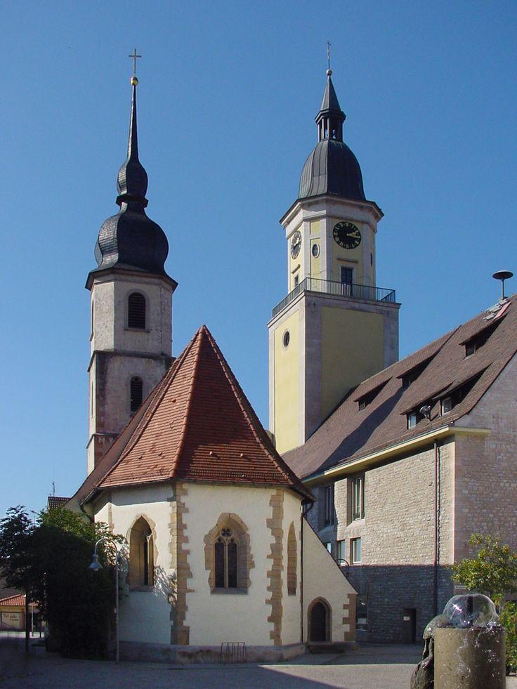 Crailsheim (Schwäbisch Hall) BW DE