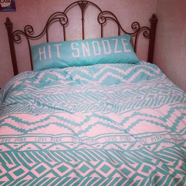 Vs pink bed set  #PINK#vspink#hitsnooze