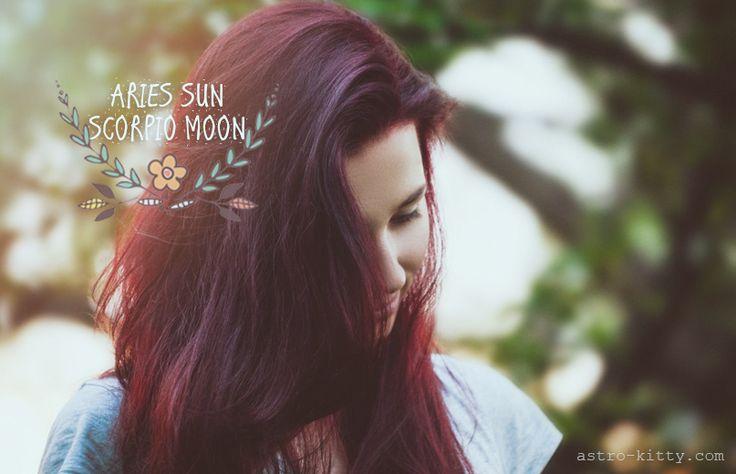 Astro Kitty - Aries Sun/Scorpio Moon: Zealous: http://astro-kitty.com/sunmoon-combos/aries-sun-scorpio-moon/