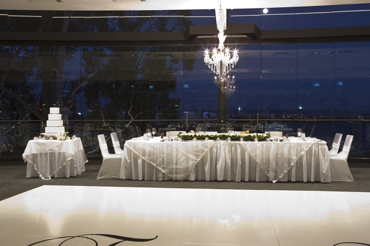 Bridal table at Frasers State Reception Centre www.touchedbyangels.com.au