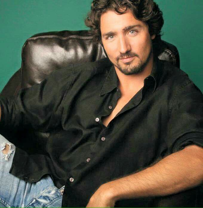 Justin Trudeau, Prime Minister of Canada...moving to Canada is looking better and better
