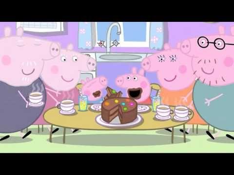 Peppa Pig Español Nuevo 2013 El Reloj de cuco dibujos Animados ! - YouTube