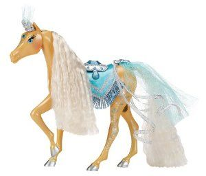 Pony Royale Princess Misty Pony by Razor. $14.99. Includes 1 princess pony, two sets of change-it-up hair and fashions, and brush. Misty was born in the month of March and wears a Aquamarine birthstone. 6.5 inch realistic Pony with articulated head and stands on its own. Where Princess Ponies live in Royal fashion. Easy Change-It-Up Hair and Mix-It-Up Fashions system for fun customization. From the Manufacturer                Pony Royale Princess Pony Collection: Welcome t...
