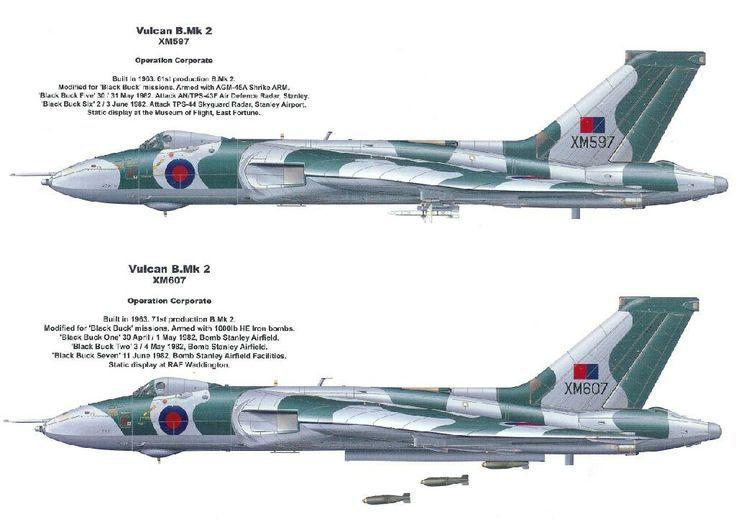 Avro Vulcan B.Mk 2.