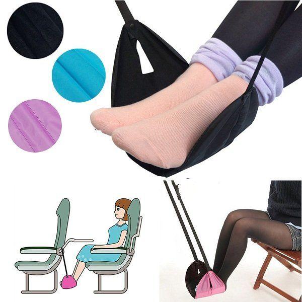 Legs Foot Rest Pillow Hammock Footrest