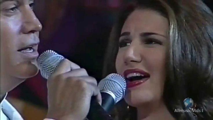 José Luis Rodriguez & Alejandra Ávalos - Señora Bonita ; No Volvere