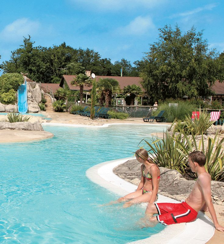 Beautiful Sologne Parc Des Alicourts, Pierrefitte, Provides A Relaxing Base For  Exploring The Region.