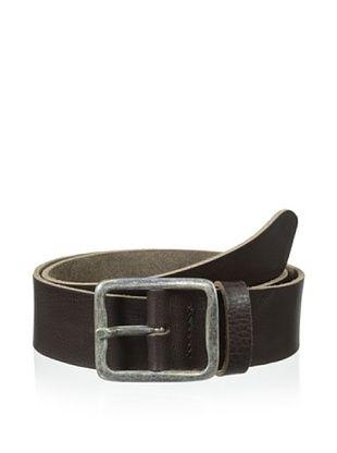 63% OFF Gordon Rush Men's Grainy Belt (Dark Brown)