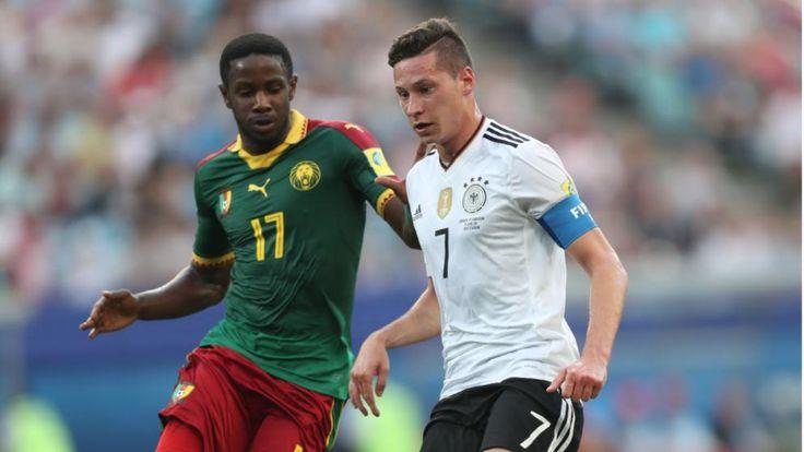 Julian Draxler führt die DFB-Elf beim Confed-Cup als Kapitän an