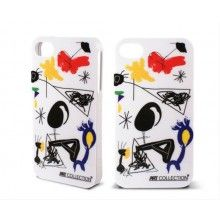 Forro iPhone 4 4S Art Collection - Gel Miro mod 2  CO$ 32.024,36
