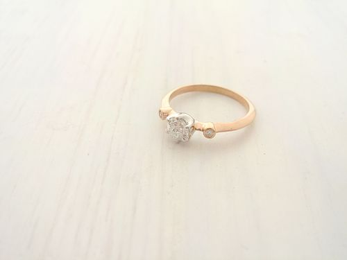 ZORRO Order Collection - Engagement Ring - 011