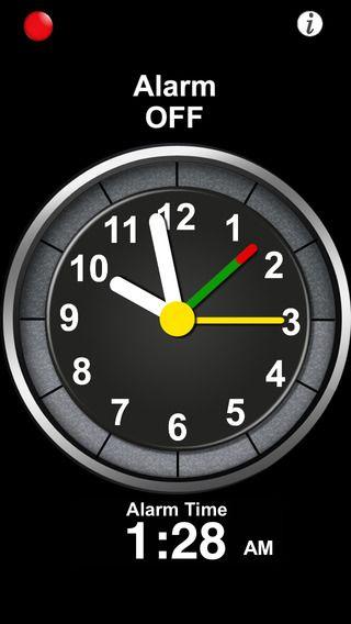 「Touch Alarm Clock」無料セール中! ー タッチ操作のアラームアプリ