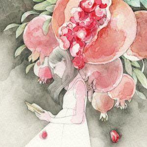 Чтобы вы замурлыкали от удовольствия, молодая японская художница Мидори Ямада рисует белых котов в цветах. Чтобы в вас проснулось любопытство - ярких морских обитателей. А чтобы вам стало не по себе (и при этом понравилось!) сводит на одном листе бумаге крошечных девушек и зловещих гигантских рыб. Большая подборка работ художницы - в Артхиве.