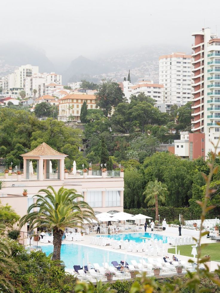 The Belmond Reid's palace – The most iconic hotel in Funchal, Madeira