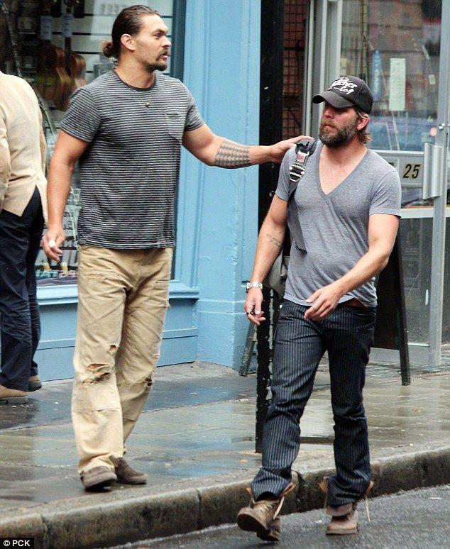 Jason Momoa Zack Snyder Changed Aquaman Look: 538 Best Images About ♥ Jason Momoa On Pinterest