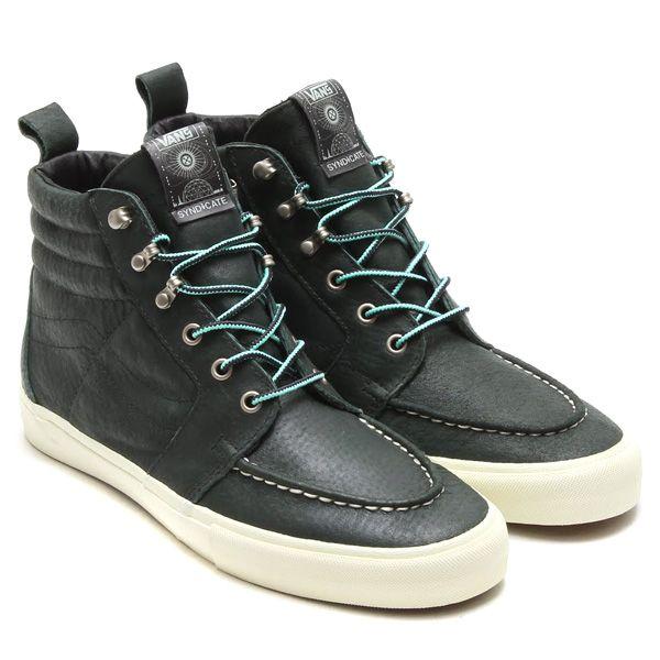 "CHAPTER EXPRESS   Rakuten Global Market: VANS SK8 HI BOOT ""S"" (vans Skate Hi boots ""S"") Mike Hill/Dark Green/Vanilla"