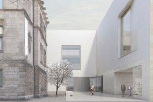 """Beitrag zur #IMT13-Blogparade: LWL-Museum für Kunst und Kultur, """"Wegen Umbau geschlossen"""", Münster"""