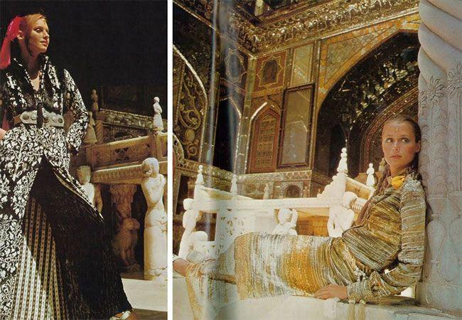 Iranian women 70s 1970s Cultura Inquieta8