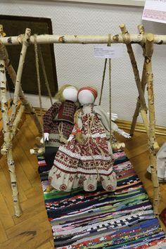 Первый открытый фестиваль традиционной куклы в СПб | 374 фотографии