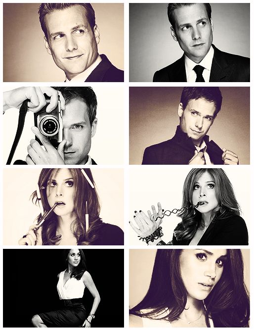 #suits BEST SHOW EVER
