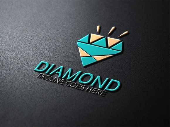 Best 25+ Diamond logo ideas on Pinterest | Jewelry logo, Diamond ...