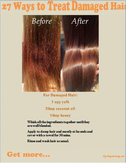 Weitere Tipps zum Glätten Ihrer Haare finden Sie auf unserer Website. #damagedhair #da …