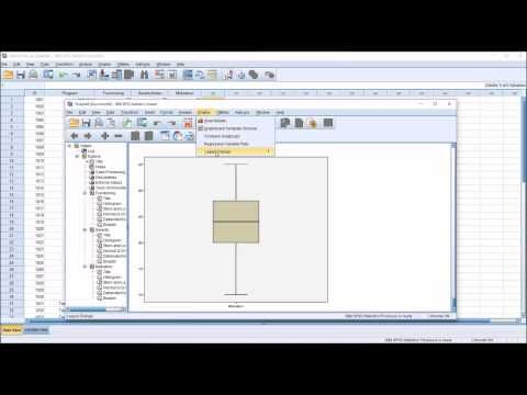 This video demonstrates how to conduct and interpret a One-Way MANCOVA in SPSS. Assumptions for MANCOVA are tested, including homogeneity of variance-covaria...