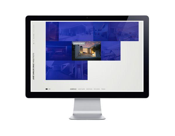 José Carlos Cruz Website