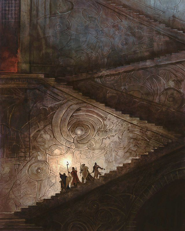 Into the unknown the dungeon survival handbook