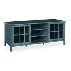 Windham Large TV stand -- OVERCAST