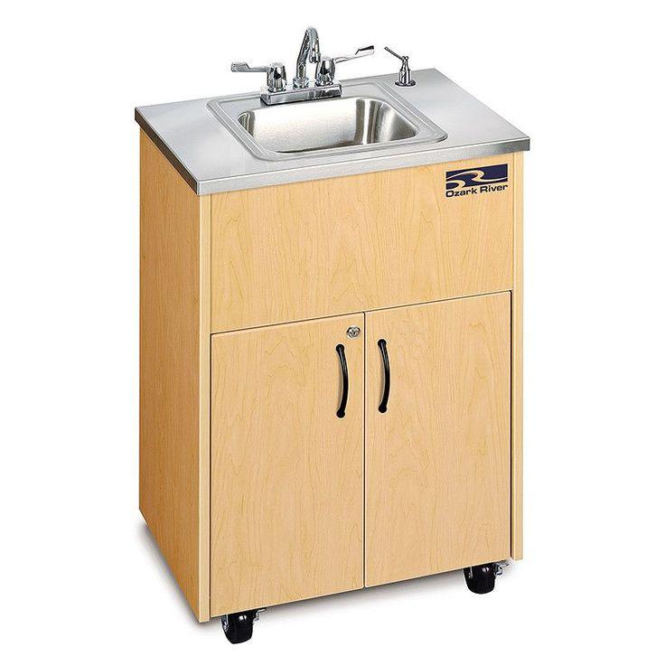 Portable Kitchen Sink Rentals