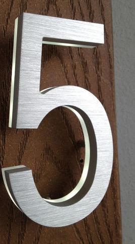 Modern House Number LED...  $57.00 |  Surrounding - Modern Lighting...