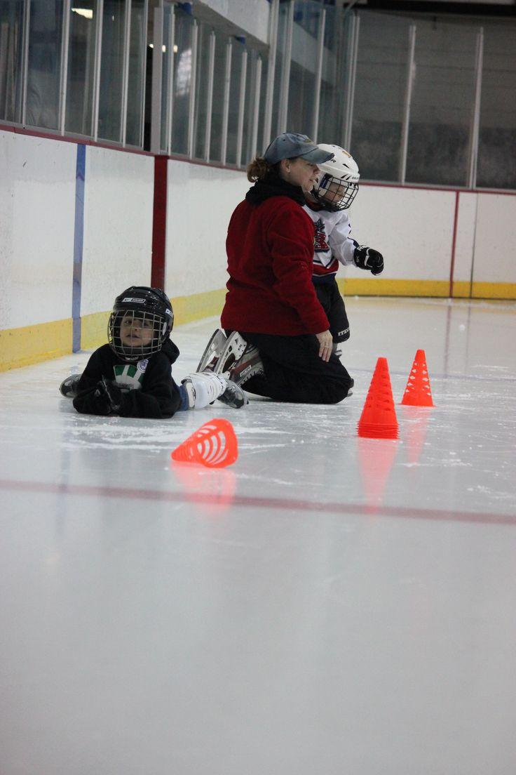 Toddler Ice Skating in NJ