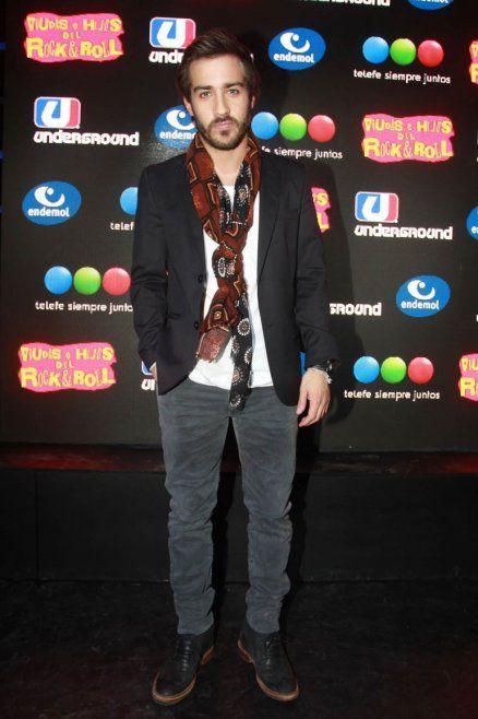 """Nico Francella - Presentación de """"Viudas e Hijos del Rock & Roll"""""""