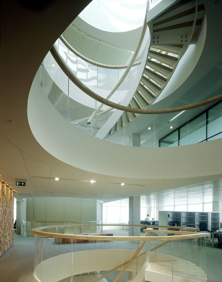 Menzis office building interior