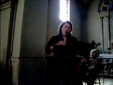 Ave Maria de SAINT-SAENS per soprano e quatuor a cordes