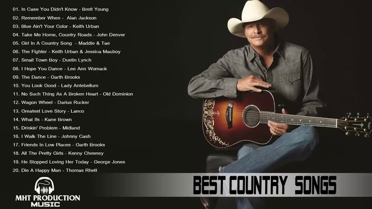 good new country love songs