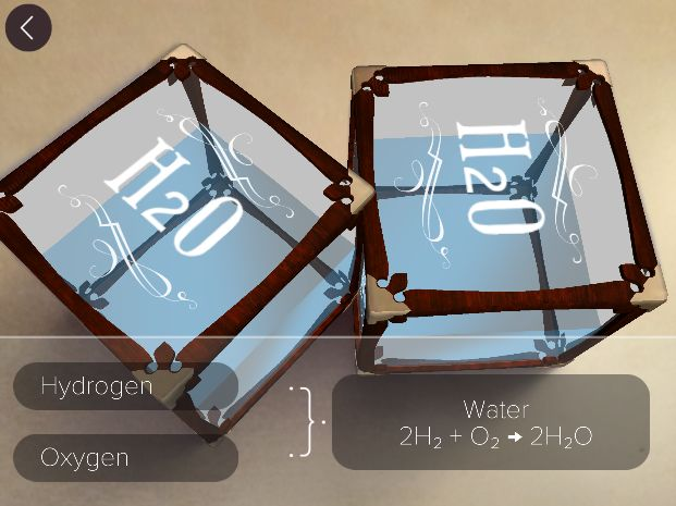 Elements4d exploring chemistry with augmented reality augmented elements4d exploring chemistry with augmented reality augmented reality pinterest urtaz