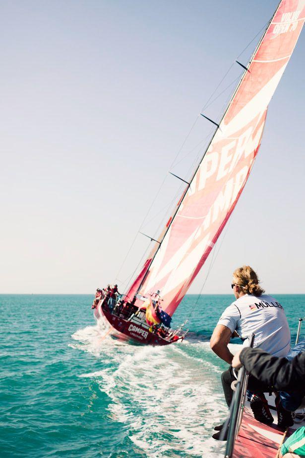 I'd rather be sailing...
