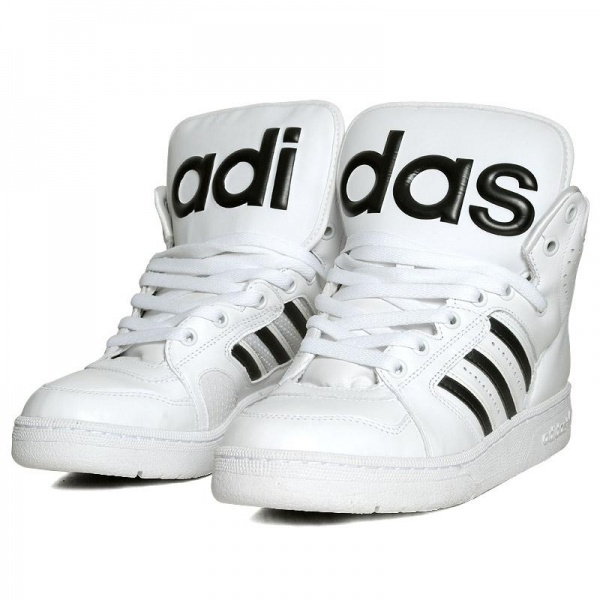 Adidas high tops, ive pinned the black pair but now i love the white pair
