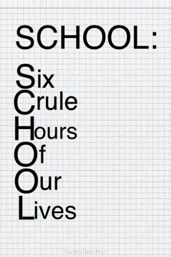 S C H O O L