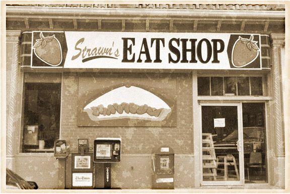 Strawn S Eat Shop Food Network