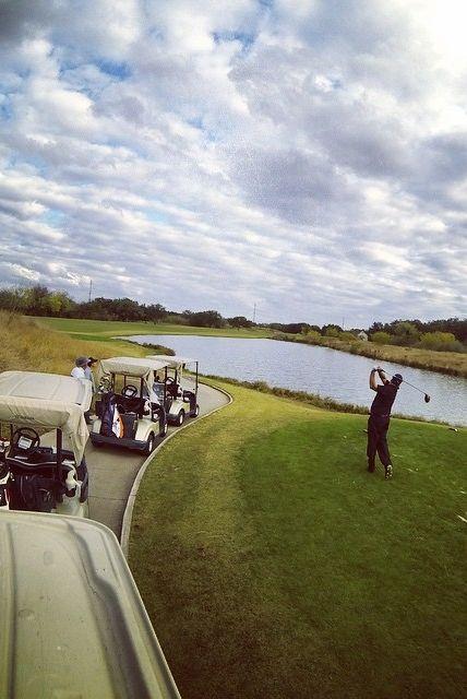 Ready for a golf escape? Hit the links at @hrhillcountry. Photo courtesy of @jmeztagram on Instagram.